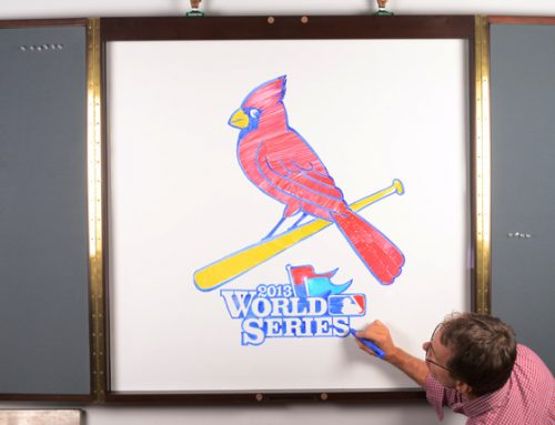 The Cardinals are on the Board
