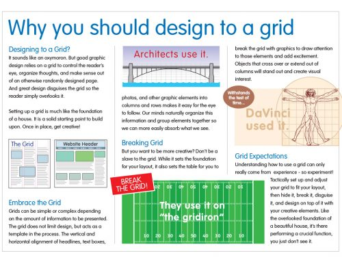 Why You Should Design to a Grid