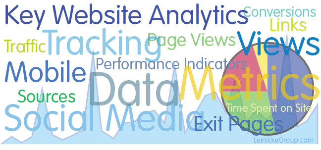 Key Website Analytics