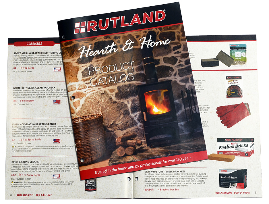 Rutland Product Catalog